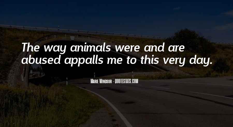 Appalls Quotes #447569