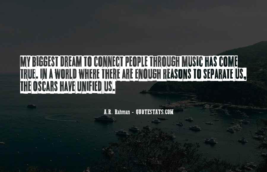 Quotes About The World And Music #102198