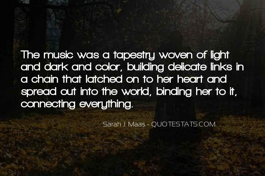 Quotes About The World And Music #145800