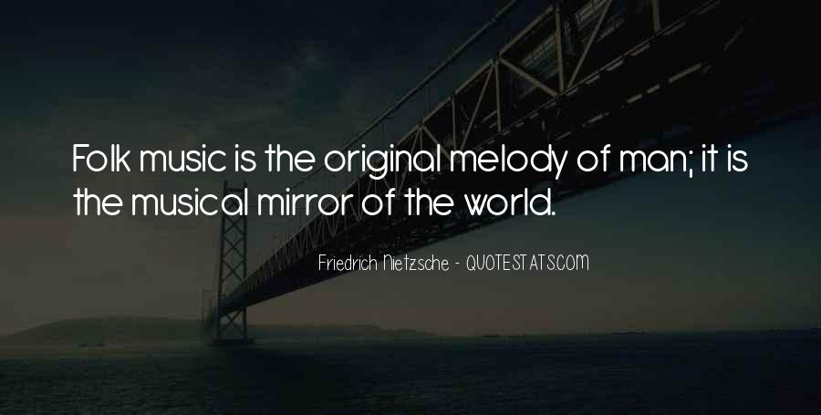 Quotes About The World And Music #150554