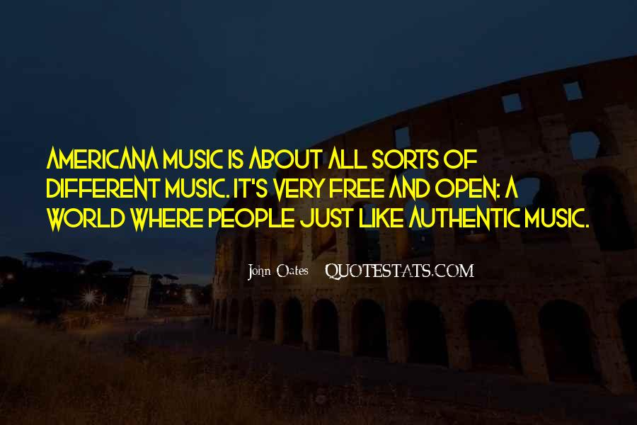 Quotes About The World And Music #151265