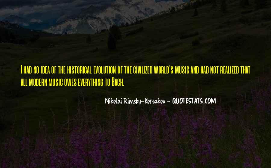 Quotes About The World And Music #153863