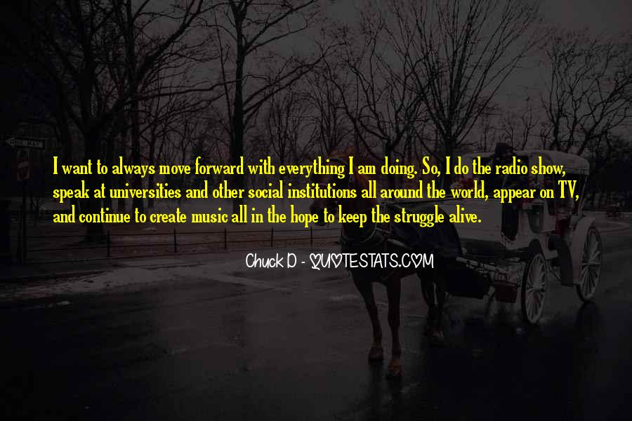 Quotes About The World And Music #156417