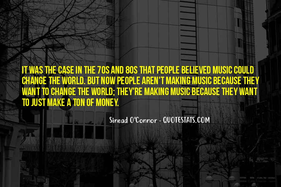 Quotes About The World And Music #19007