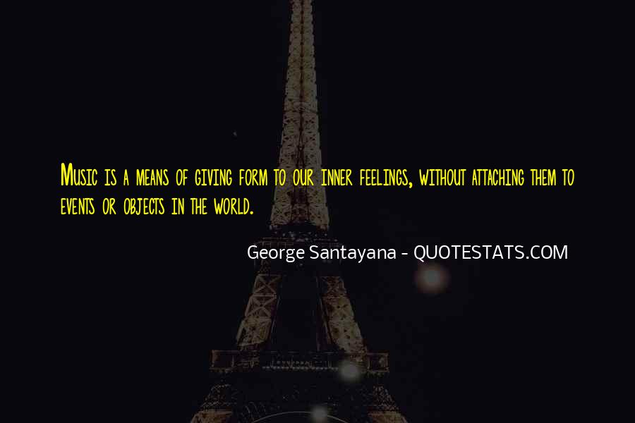 Quotes About The World And Music #40415