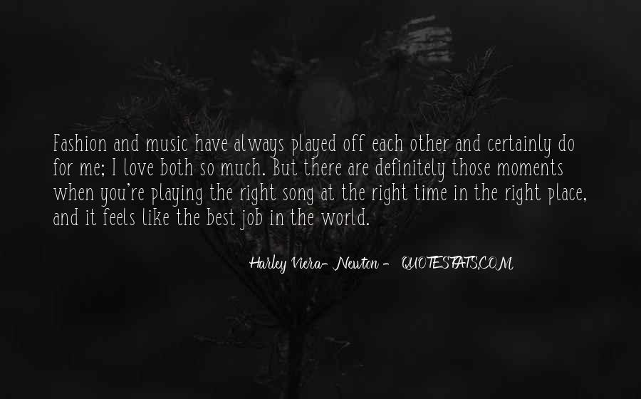Quotes About The World And Music #55374
