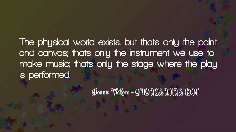 Quotes About The World And Music #61436