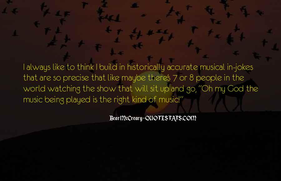 Quotes About The World And Music #63143