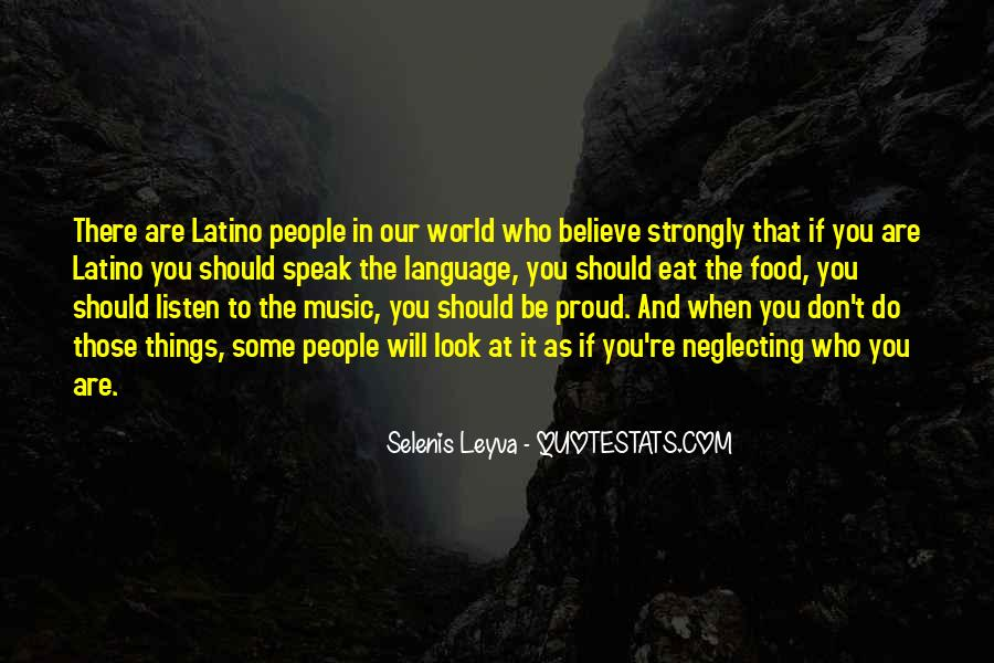 Quotes About The World And Music #87279