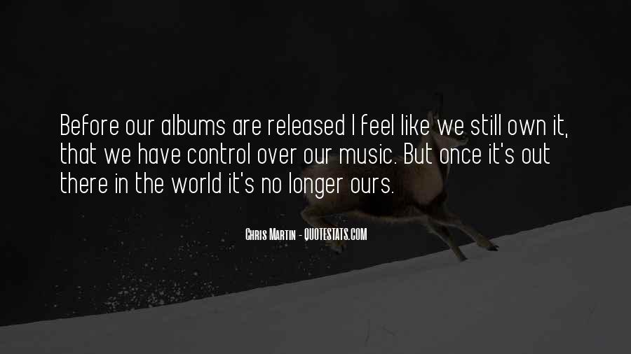 Quotes About The World And Music #87584