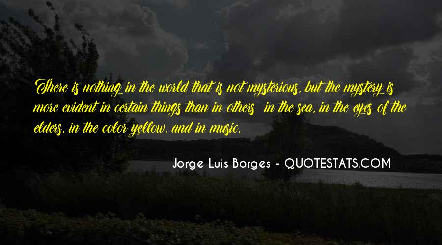 Quotes About The World And Music #9005
