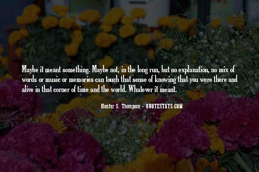 Quotes About The World And Music #90670