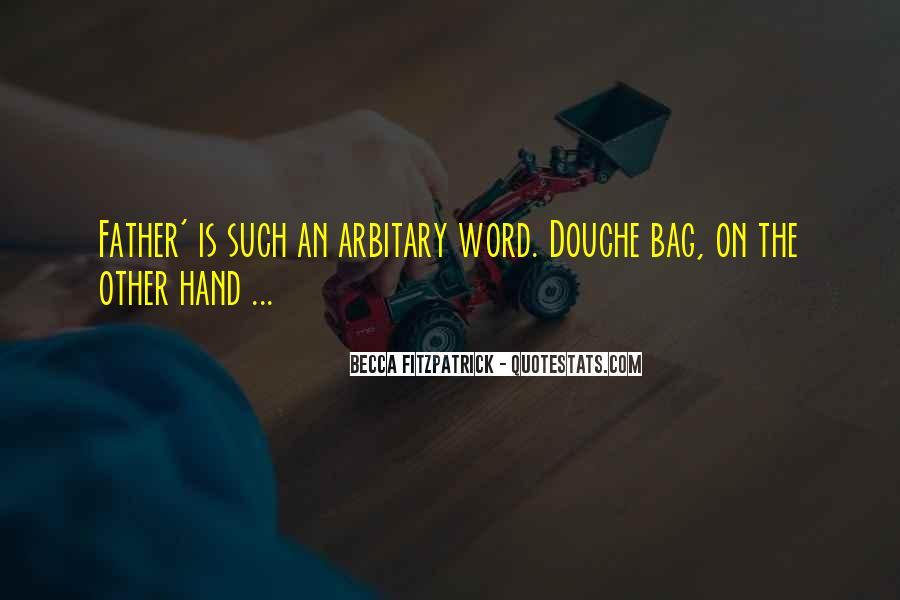 Arbitary Quotes #1192435