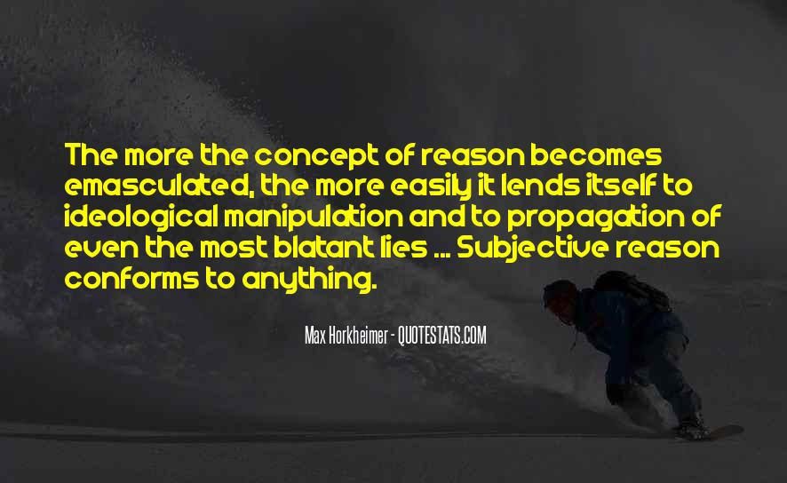 Quotes About Propagation #1129012