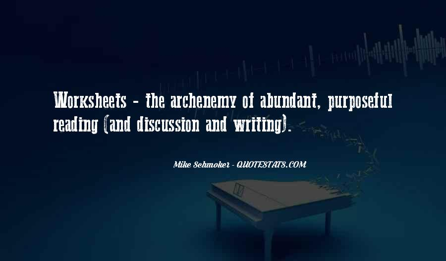 Archenemy Quotes #1063595