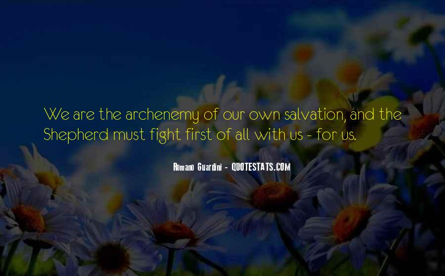 Archenemy Quotes #1639552