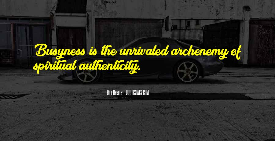 Archenemy Quotes #701520