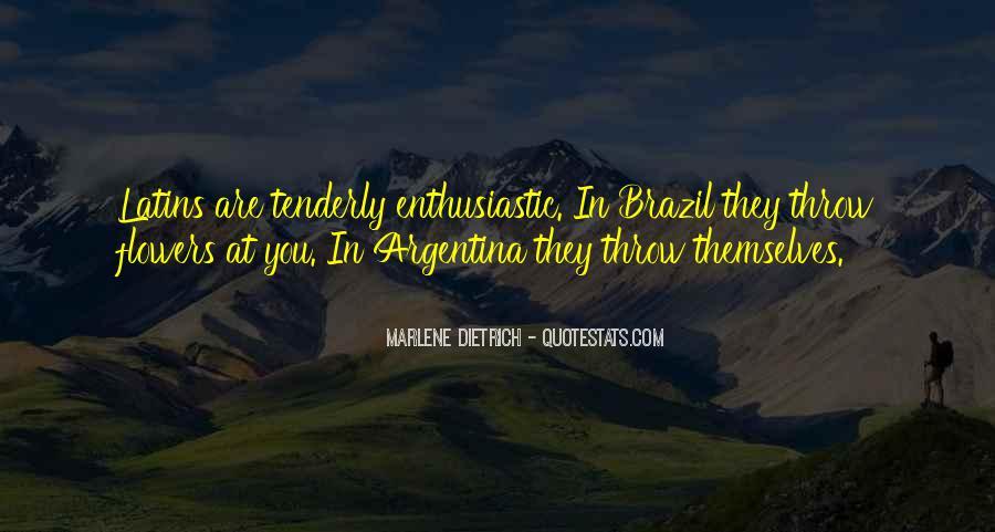 Argentina's Quotes #1043050