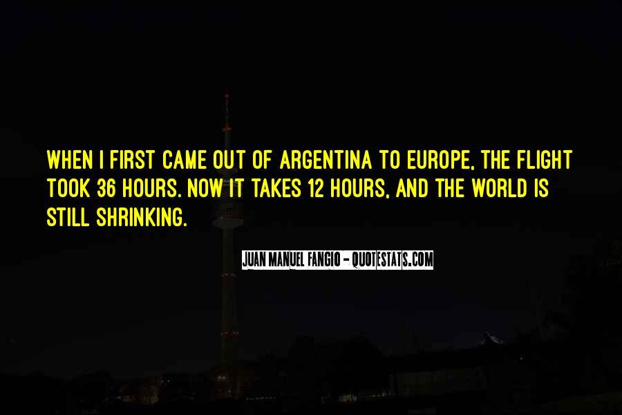 Argentina's Quotes #1078326