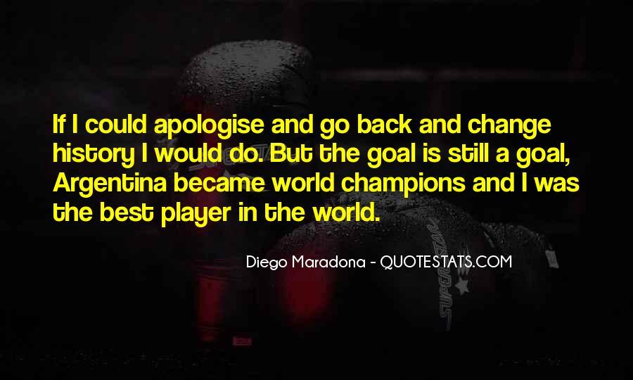 Argentina's Quotes #1099368