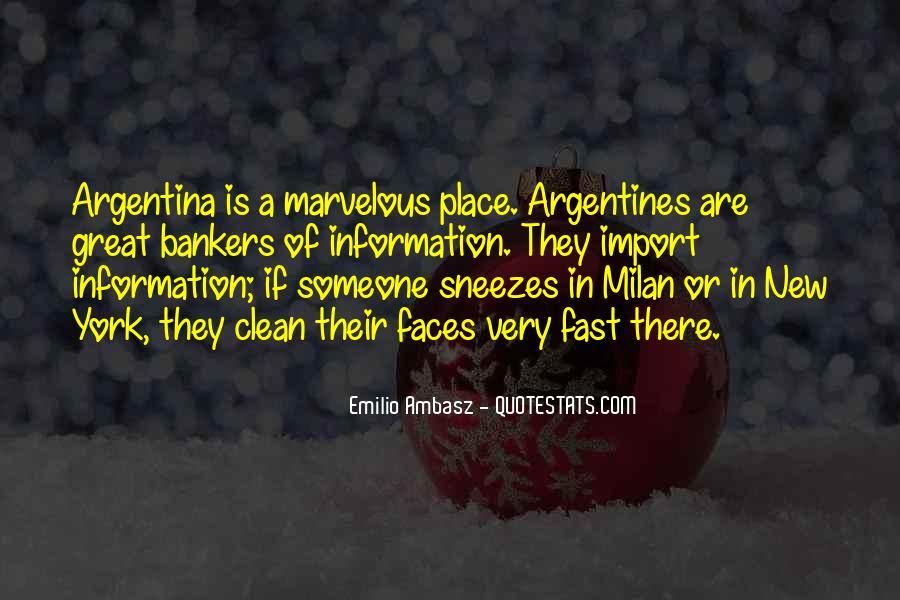 Argentina's Quotes #1120484