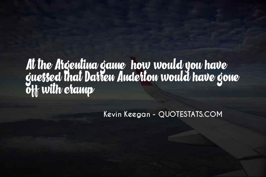 Argentina's Quotes #1177149