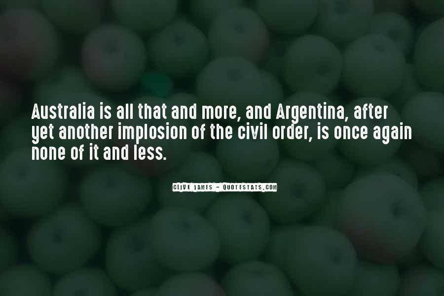 Argentina's Quotes #1227867