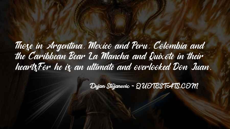 Argentina's Quotes #14577