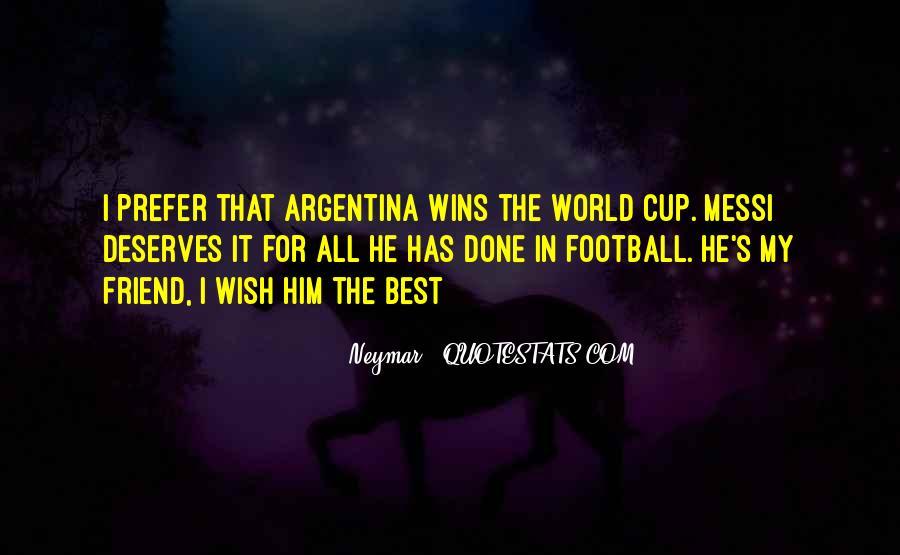 Argentina's Quotes #1494314