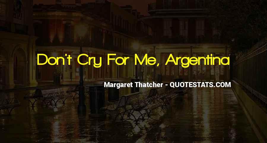 Argentina's Quotes #269236