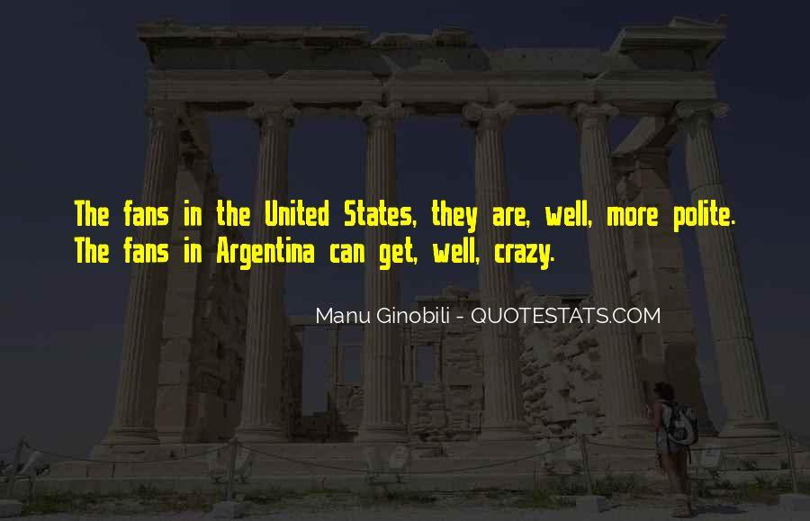 Argentina's Quotes #309884