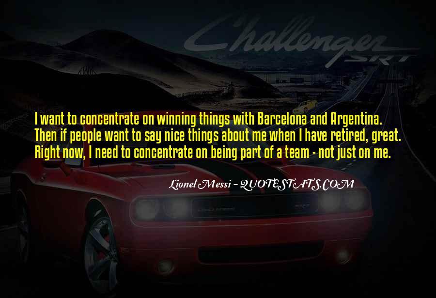 Argentina's Quotes #371522