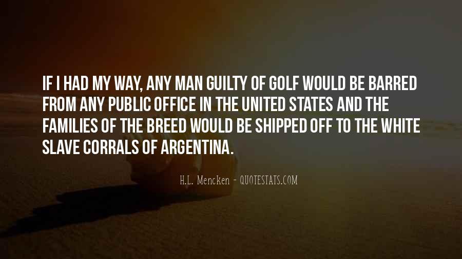 Argentina's Quotes #37357
