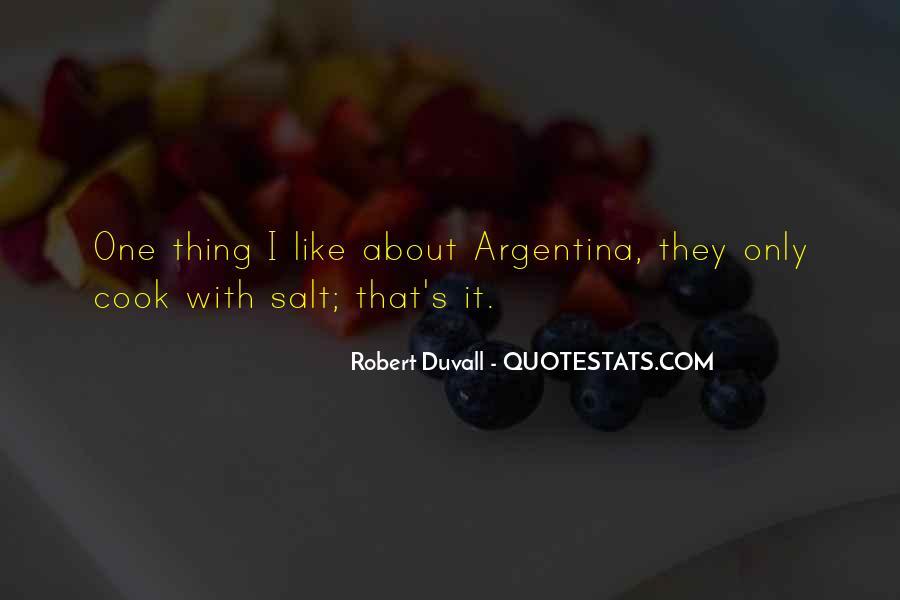 Argentina's Quotes #393464