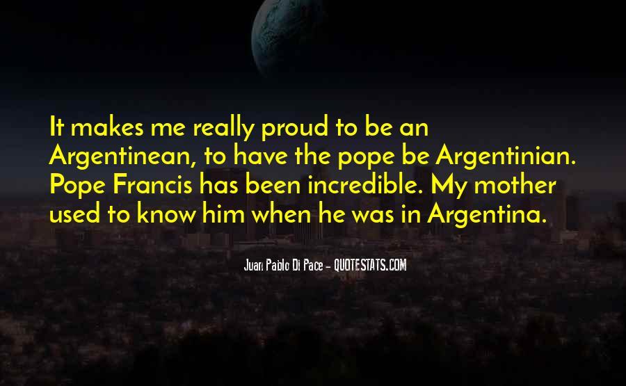 Argentina's Quotes #40810