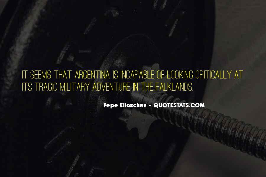 Argentina's Quotes #4150
