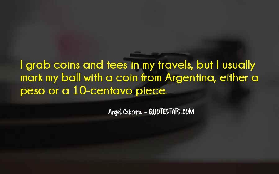 Argentina's Quotes #434908