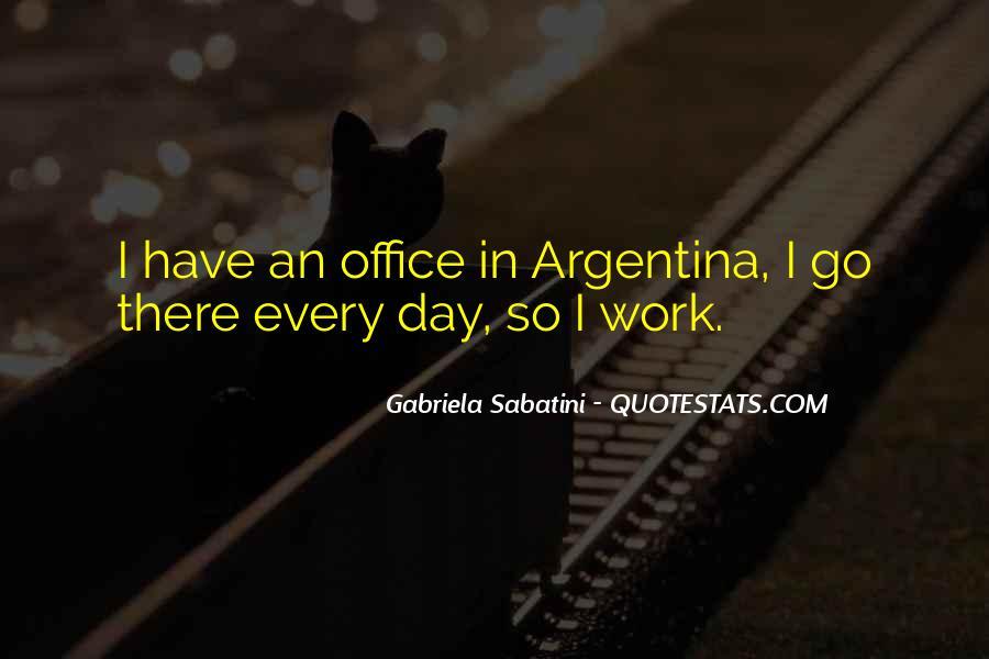 Argentina's Quotes #611386