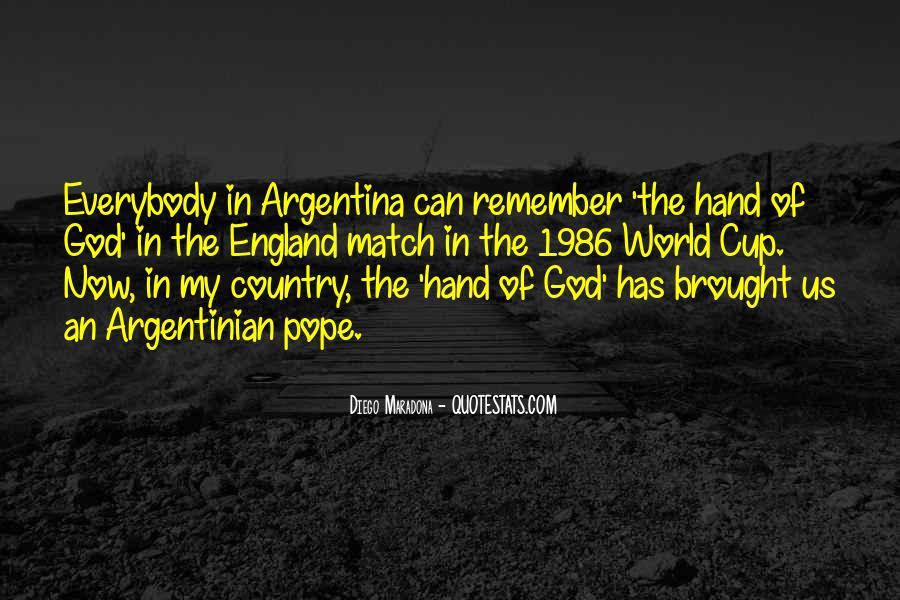 Argentina's Quotes #617122