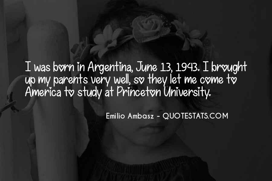 Argentina's Quotes #713453