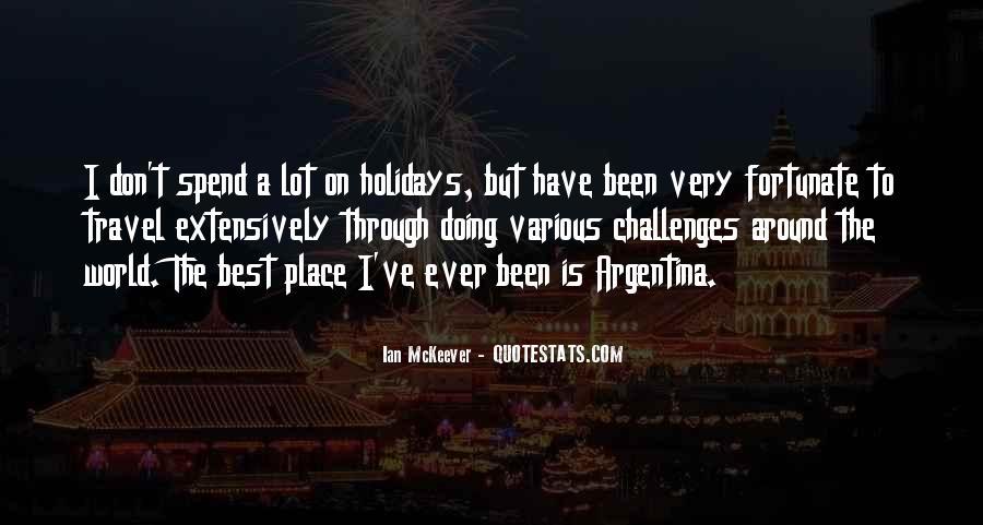 Argentina's Quotes #719637