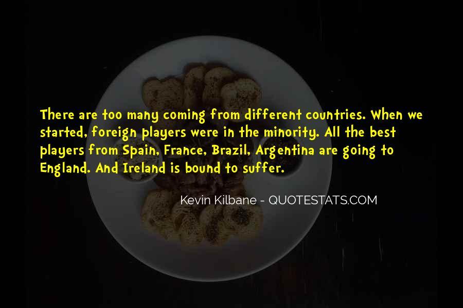Argentina's Quotes #732052