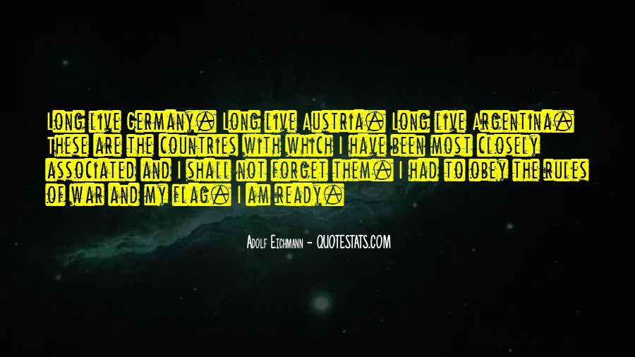 Argentina's Quotes #777162