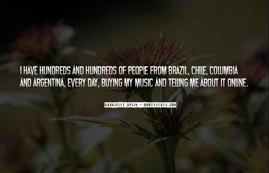 Argentina's Quotes #789499