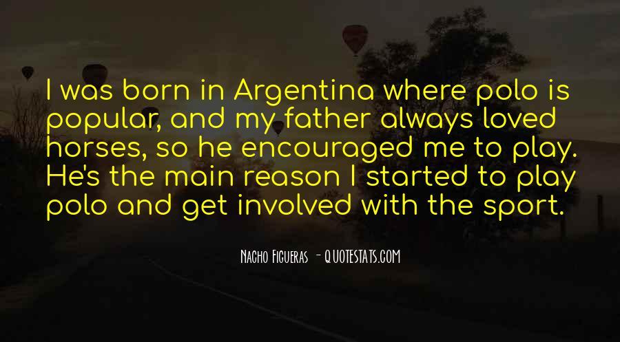 Argentina's Quotes #812240
