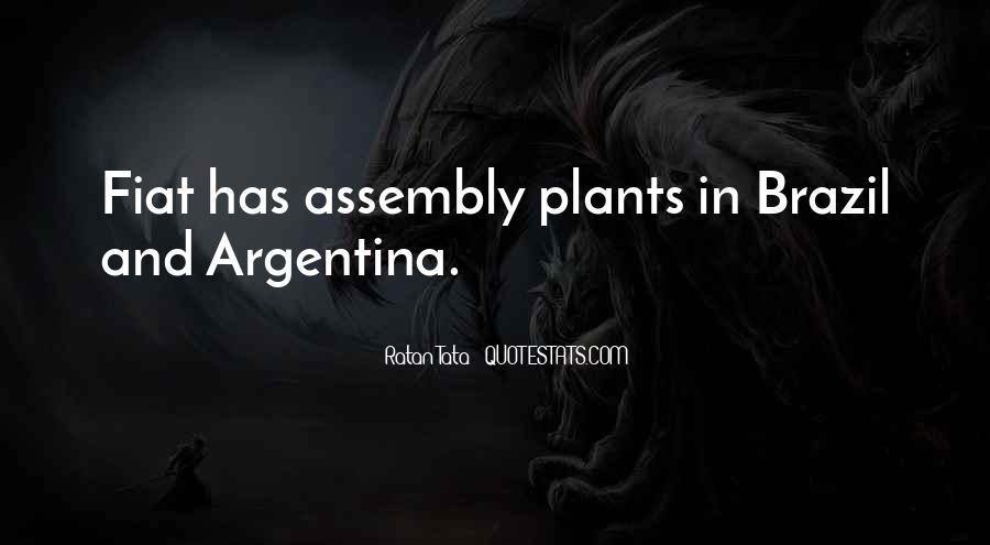 Argentina's Quotes #827799