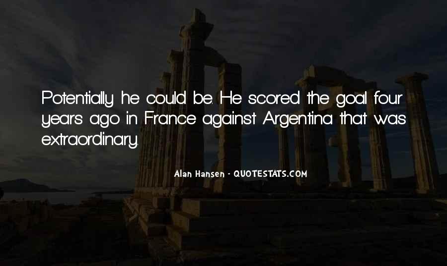 Argentina's Quotes #912111
