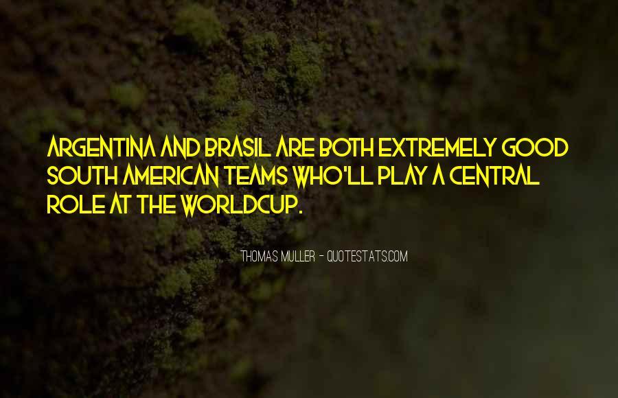 Argentina's Quotes #986816