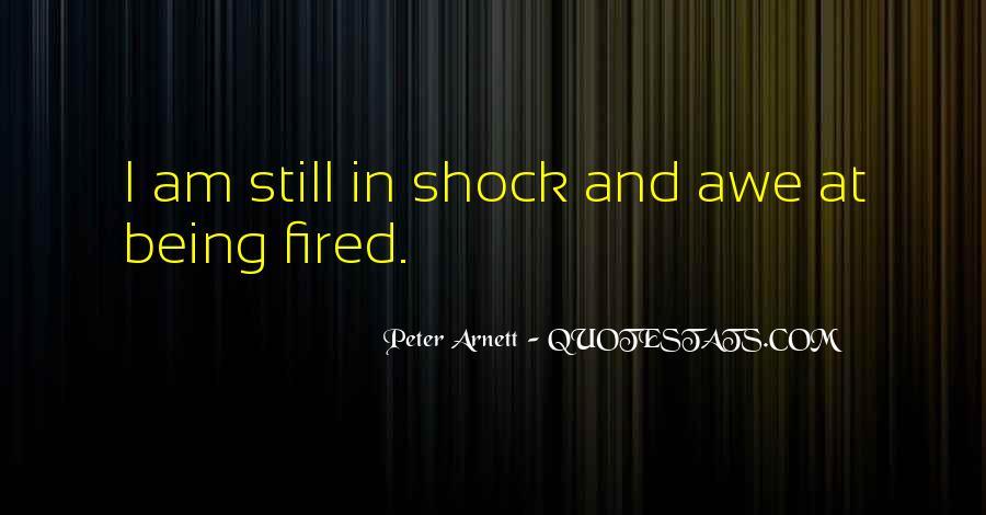 Arnett Quotes #1067117