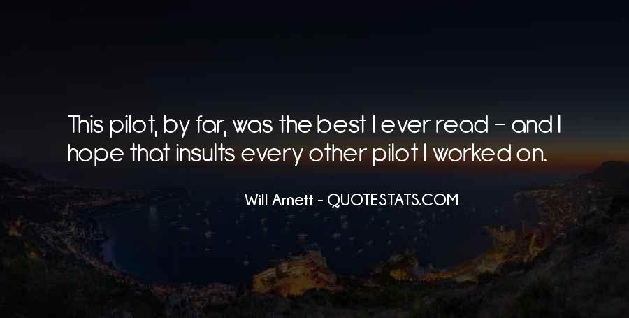 Arnett Quotes #1300604